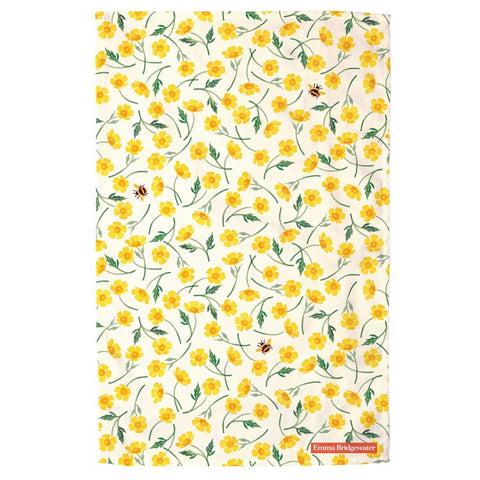 Emma Bridgewater Buttercup Tea Towel