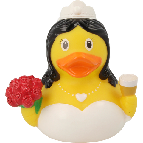 Bride Rubber Duck