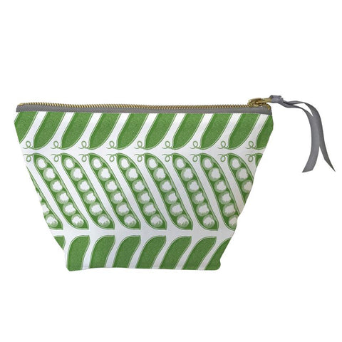 Pea Pod Cosmetic Bag - Thornback & Peel
