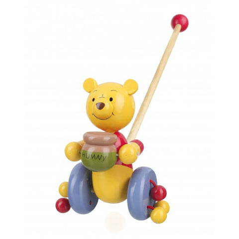 Winnie the Pooh Push Along (Boxed)