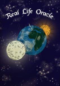 Real Life Oracle by Magical Empress  (1st Edition)