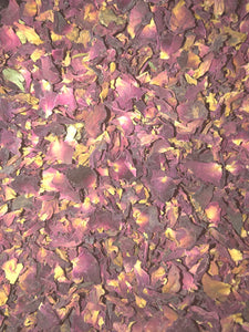 Rose Petals, Dried