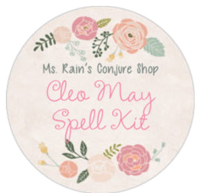 Cleo May Spell Kit