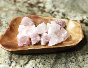 Madagascar Rose Quartz Raw