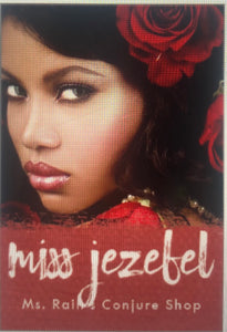 Miss Jezebel Body Oil (WHOLESALE ONLY) (MINIMUM PURCHASE IS $150)