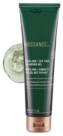 Gel de Limpeza Tea Tree com Esqualano