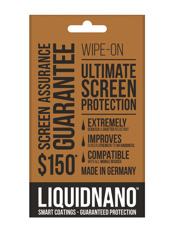 Ultimate Screen Protector With $150 Screen Assurance