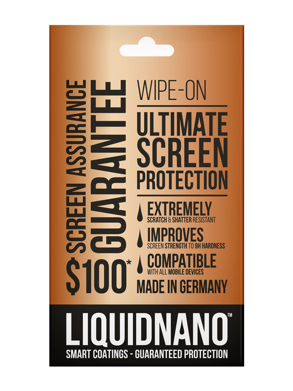 Ultimate Screen Protector With $100 Screen Assurance