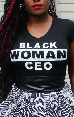 Black Woman CEO