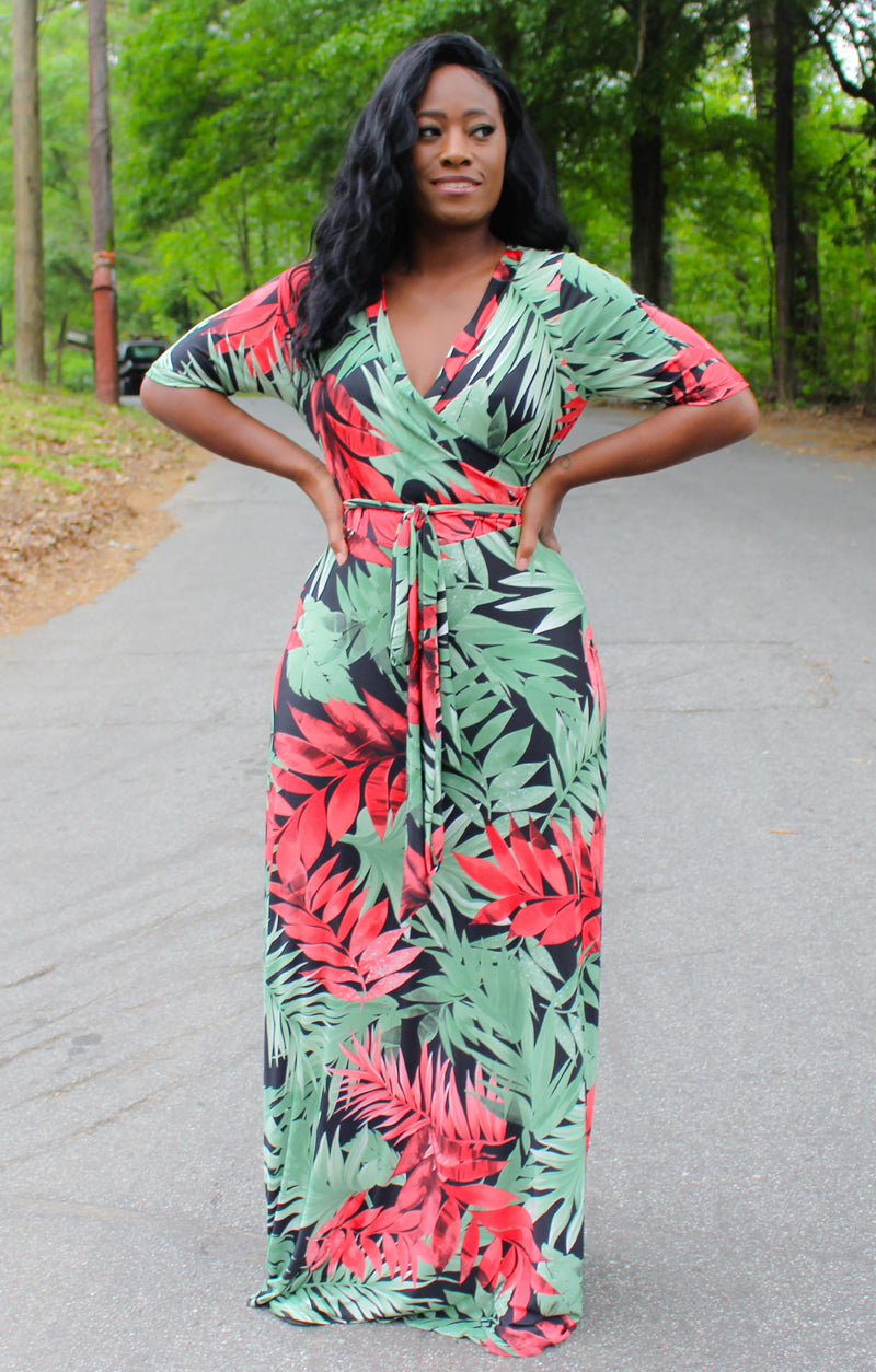 Perfect wrap dress, wrapdress, spring dress, dress