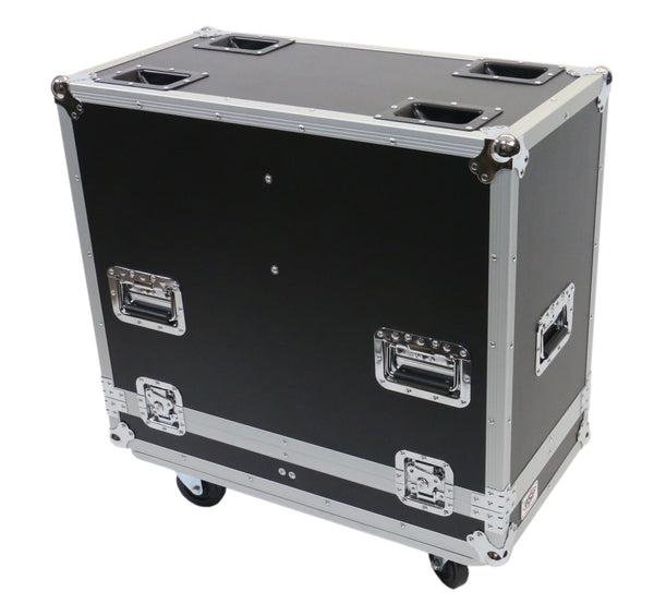 OSP ATA-K12 Case for 2 QSC K12 Powered Speakers