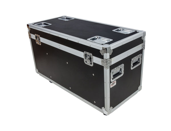 OSP ATA-MH6 ATA Flight Case for 6 Martin Rush MH6 fixtures.