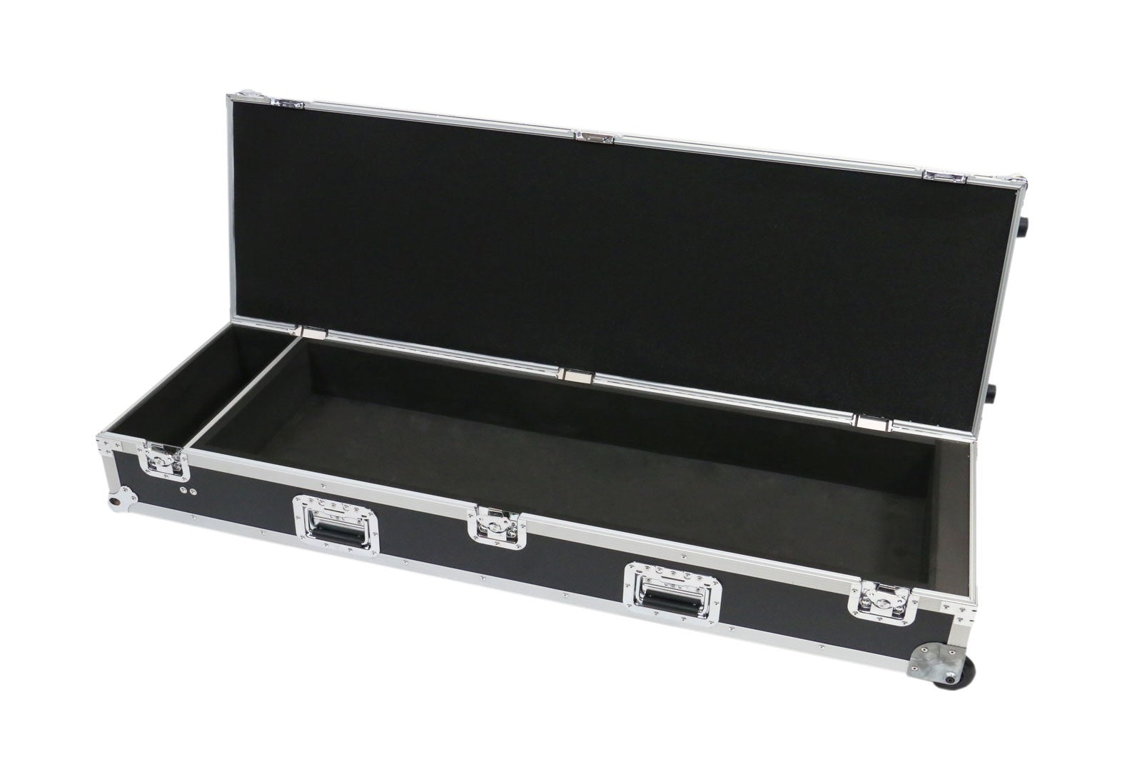 OSP ATA-XF8-WC Case with Recessed Casters for Yamaha Motif XF8, ES8, & XS8*