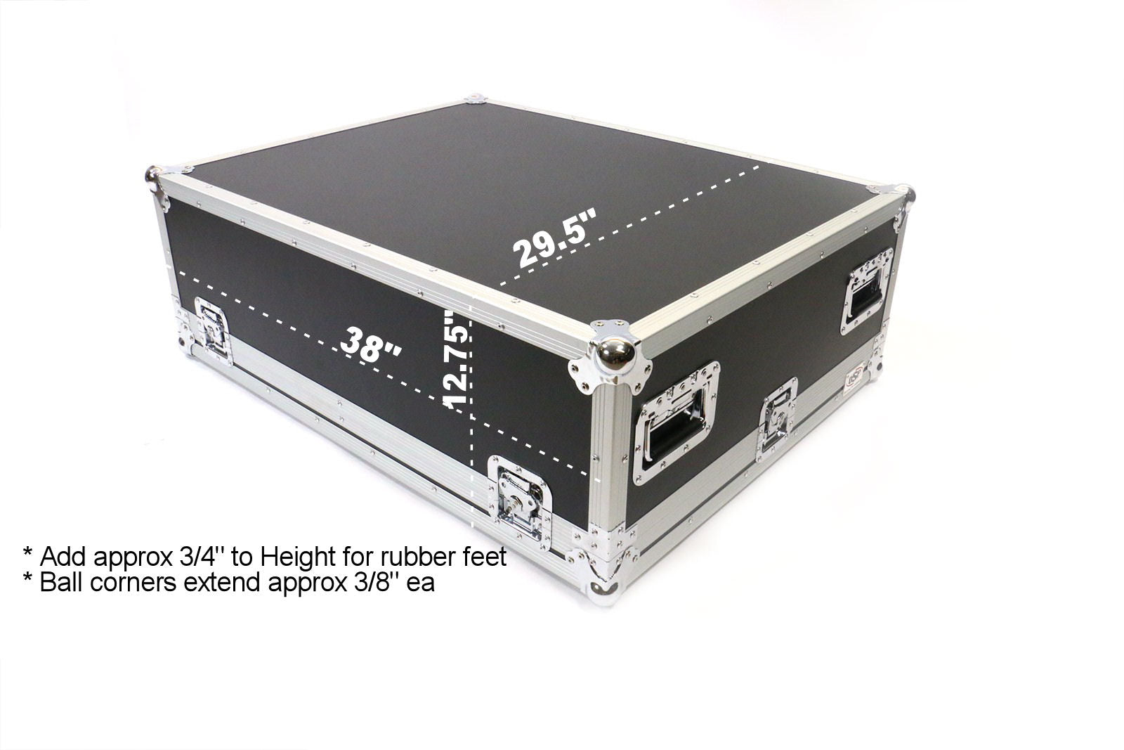 OSP M32-ATA Case for Midas M32 Digital Mixer