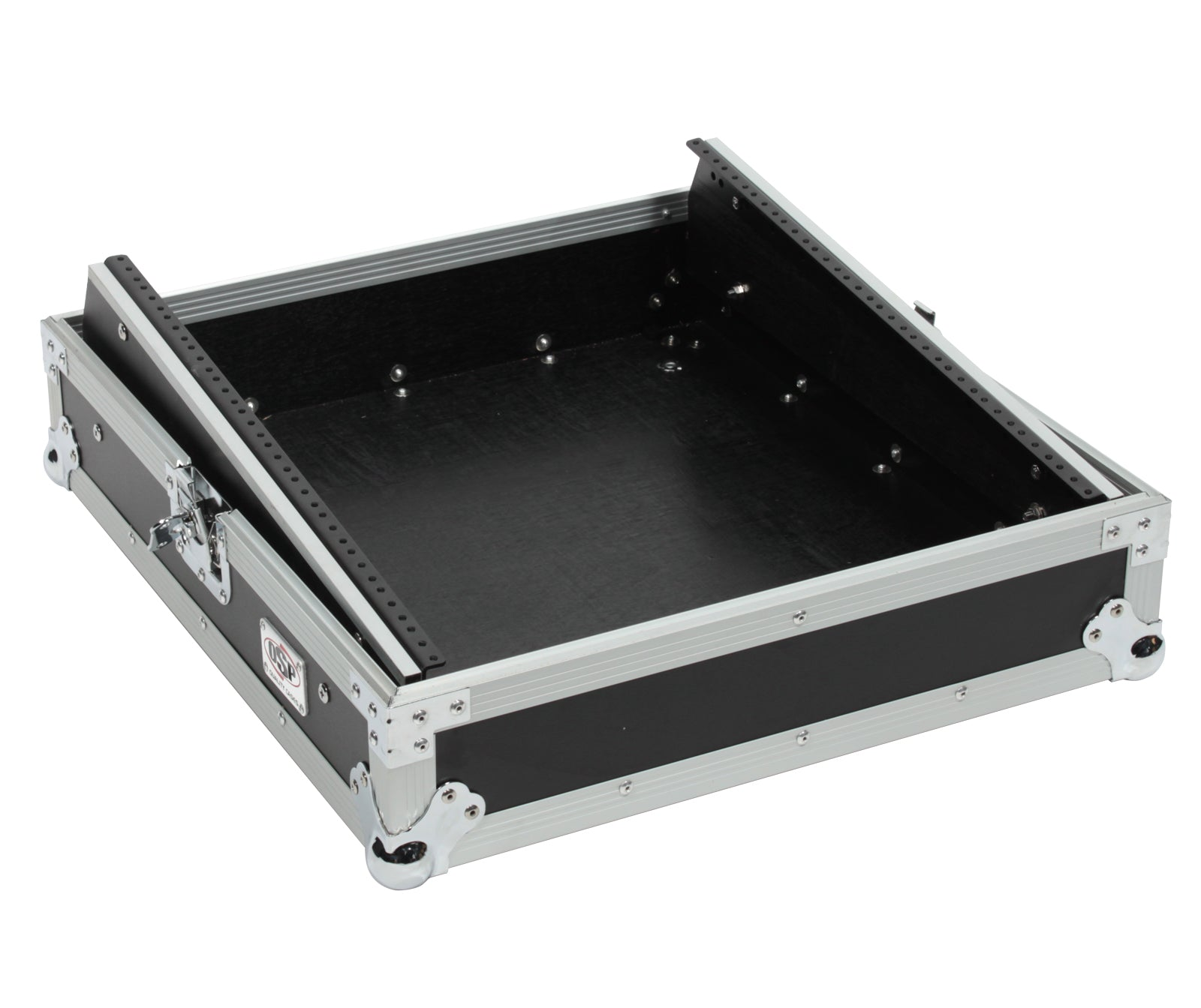 OSP MC12U-0 Slant Rack Mount Mixer Case