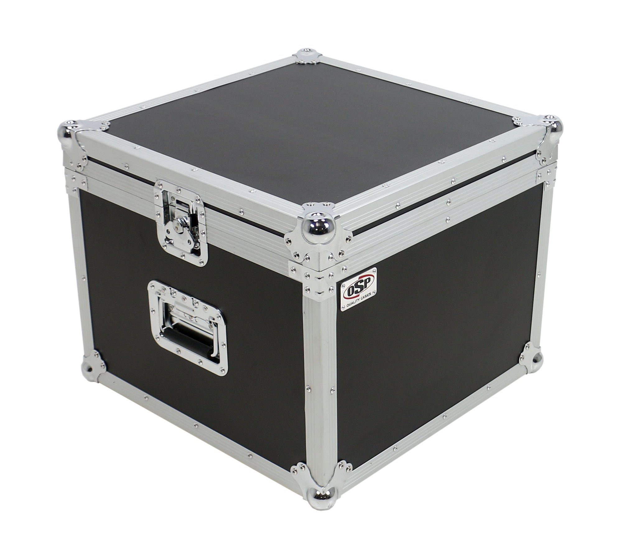 OSP PAR-CASE-4 Universal ATA Flight Case for 4 LED PAR CANS, Without Casters