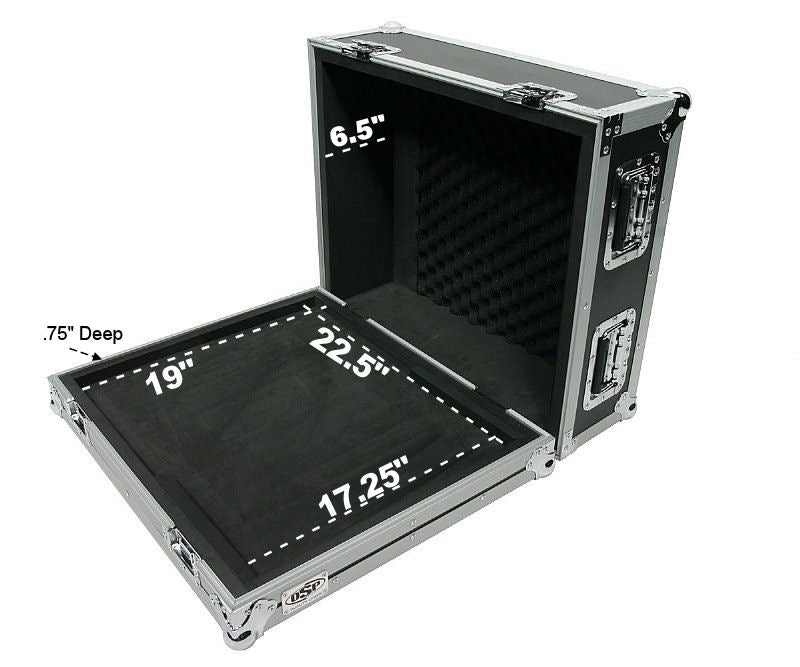 OSP PRE-1642-ATA Case for PreSonus Studio Live 1642 Mixer