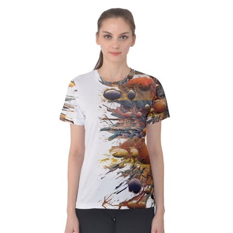 MUSE FACTOR WOMEN'S COTTON TEE