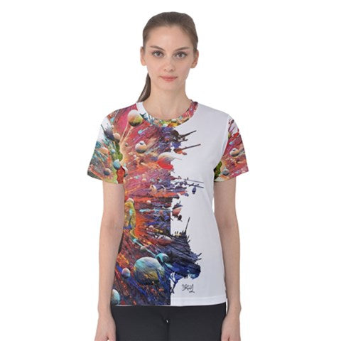 DRAY SIG WOMEN'S COTTON TEE