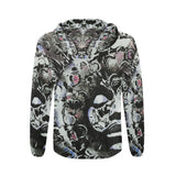 Starr Power - Hoodie Men's All Over Print Full Zip Hoodie