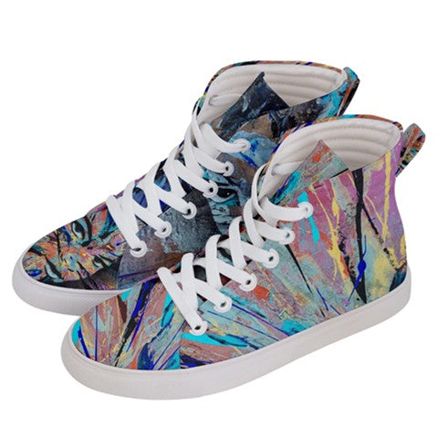 I Still See You Women's High Top Skate Sneakers