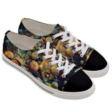 Infinite Women's Low Top Canvas Sneakers