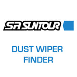 Suntour dust wiper finder