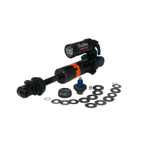 Vorsprung Tractive Valve Tuning System / Rockshox Super Deluxe Air/Coil