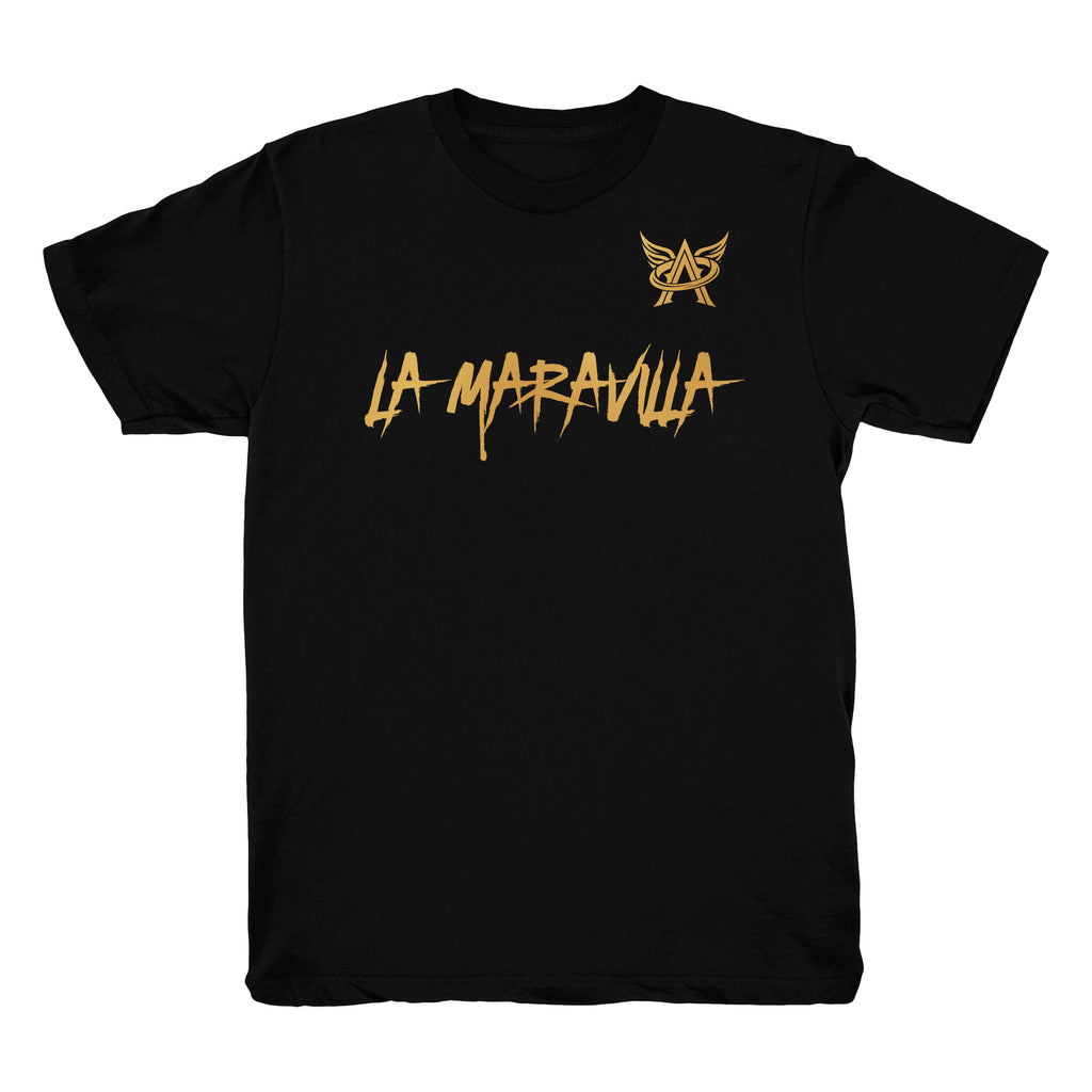 La Maravilla [Black/Gold]