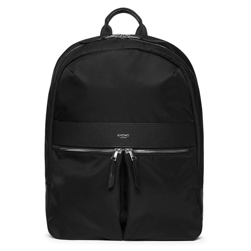 "KNOMO Beauchamp Laptop Backpack - 14"" From Front 
