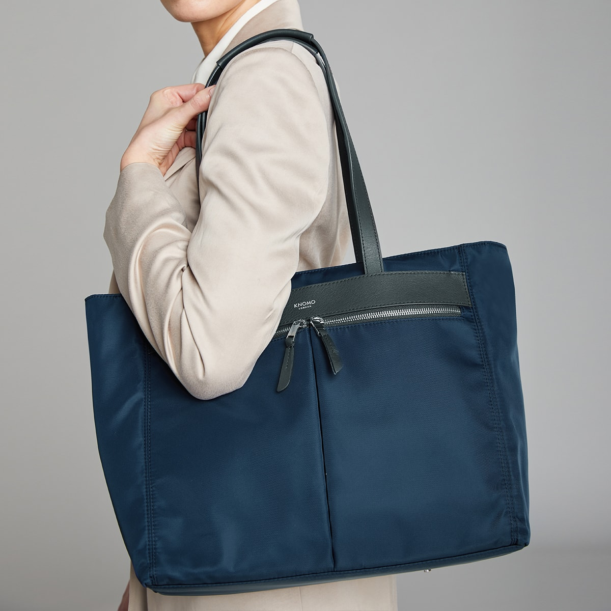 "Grosvenor Place Laptop Tote Bag - 14"" -  Blazer 