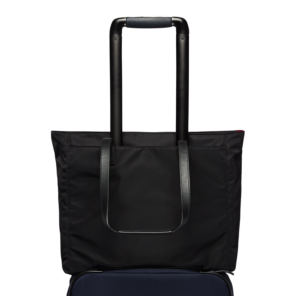 "Grosvenor Place Laptop Tote Bag - 14"" -  Black 