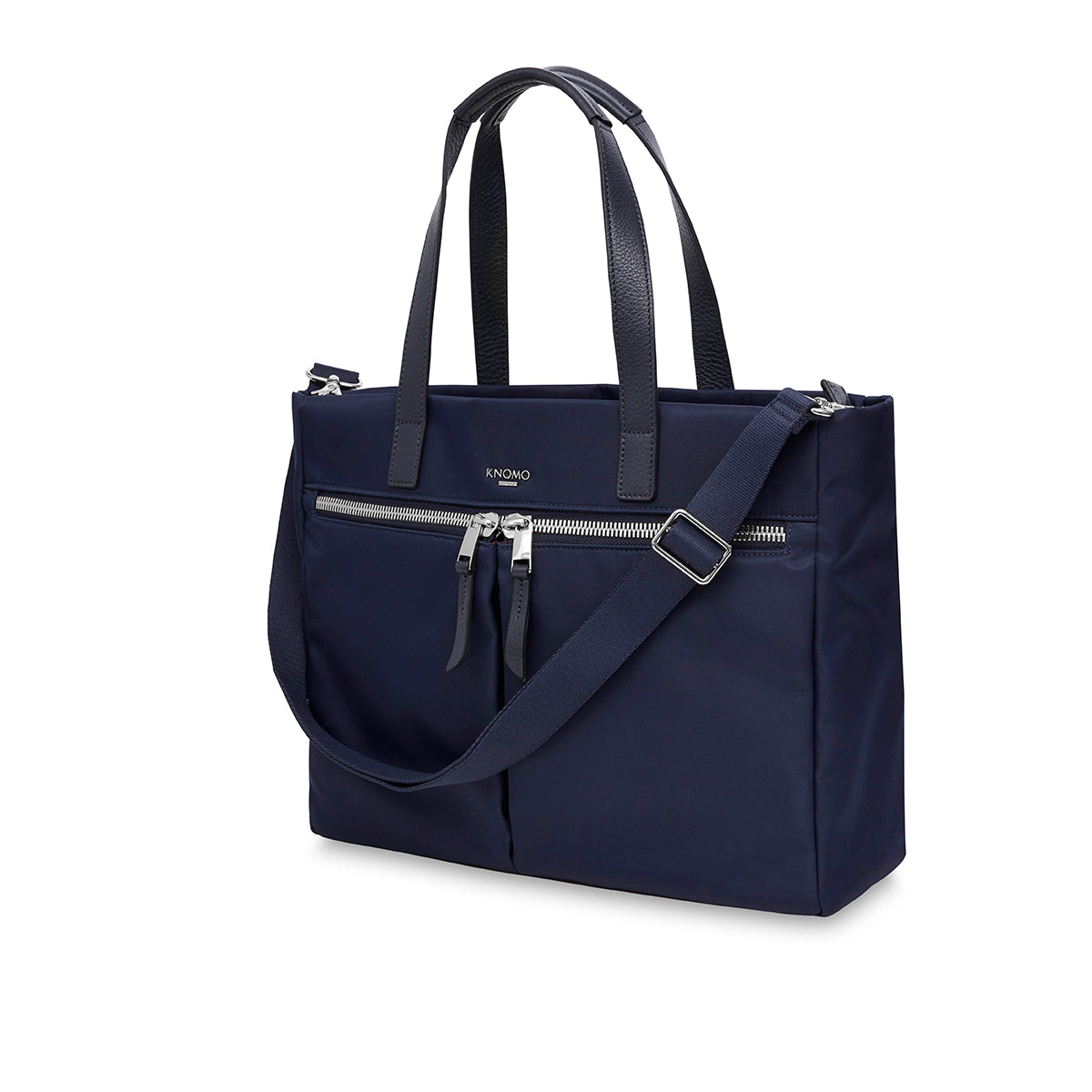 "Blenheim Tote 14"" -  Dark Navy 