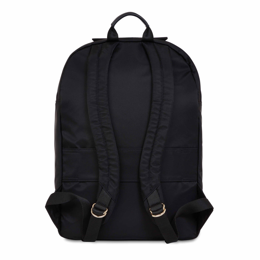 "Beaufort Laptop Backpack - 15.6"" -  Black"