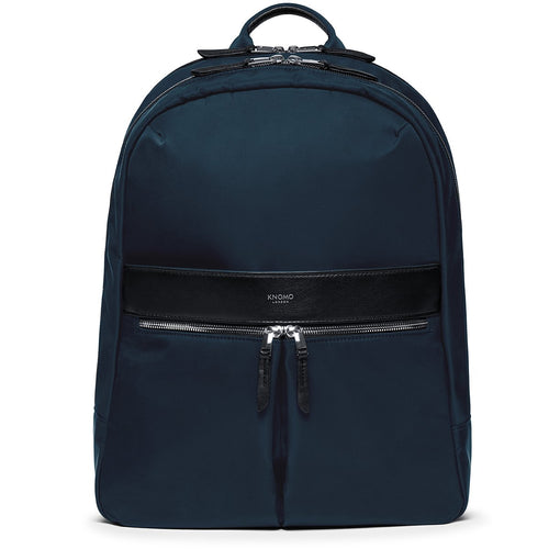 "KNOMO Beaufort Laptop Backpack - 15.6"" From Front 
