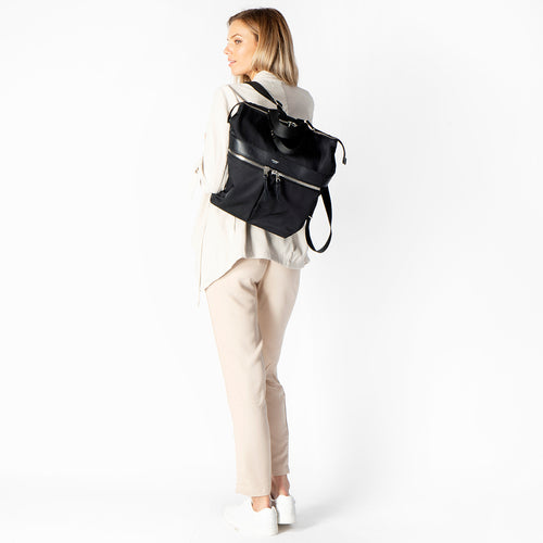"KNOMO Gilbert Laptop Tote Backpack - 14"" Main Image 