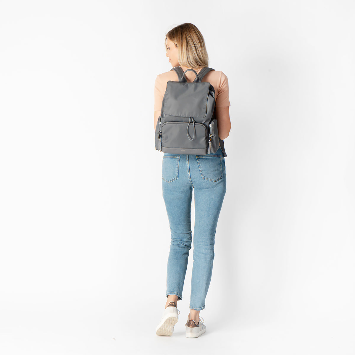 "Clifford Laptop Backpack - 13"" -  Smoke 