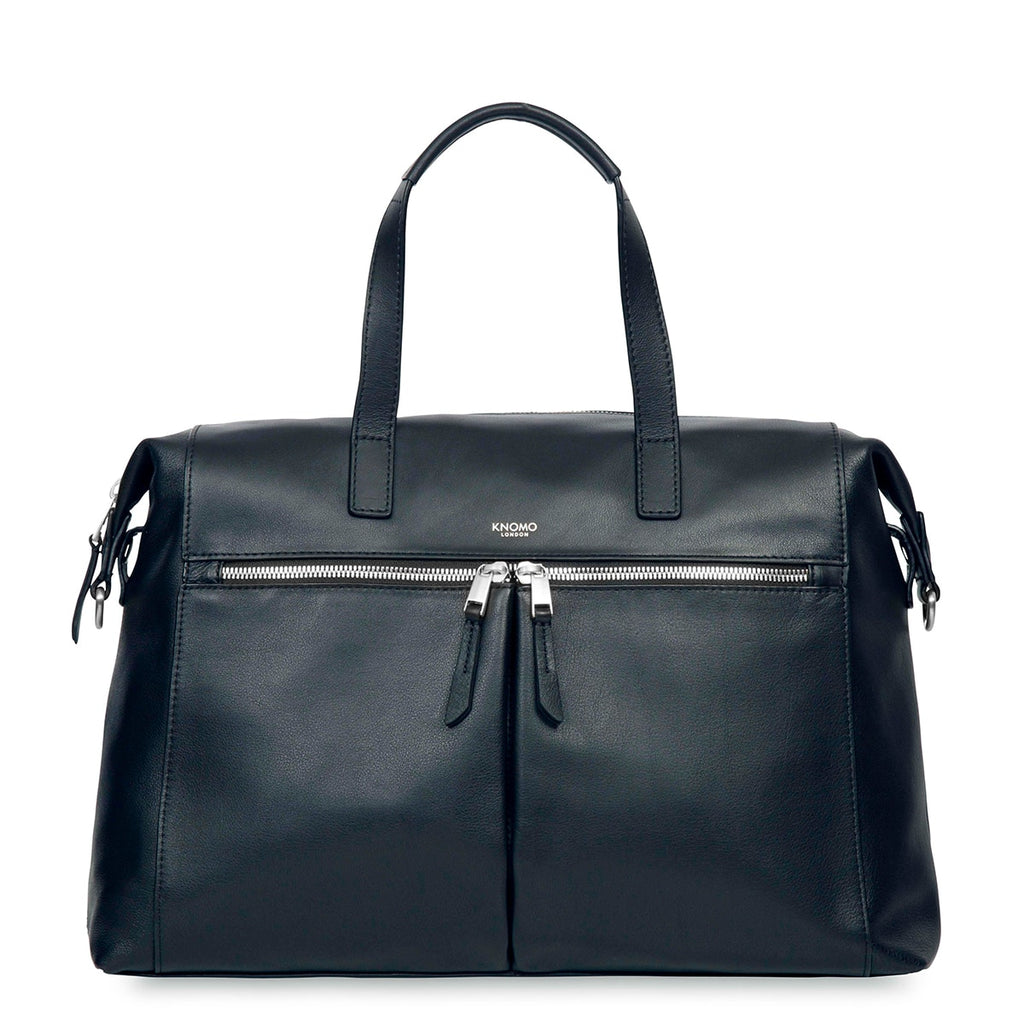 "Audley Leather Laptop Handbag - 14"" -  14"""