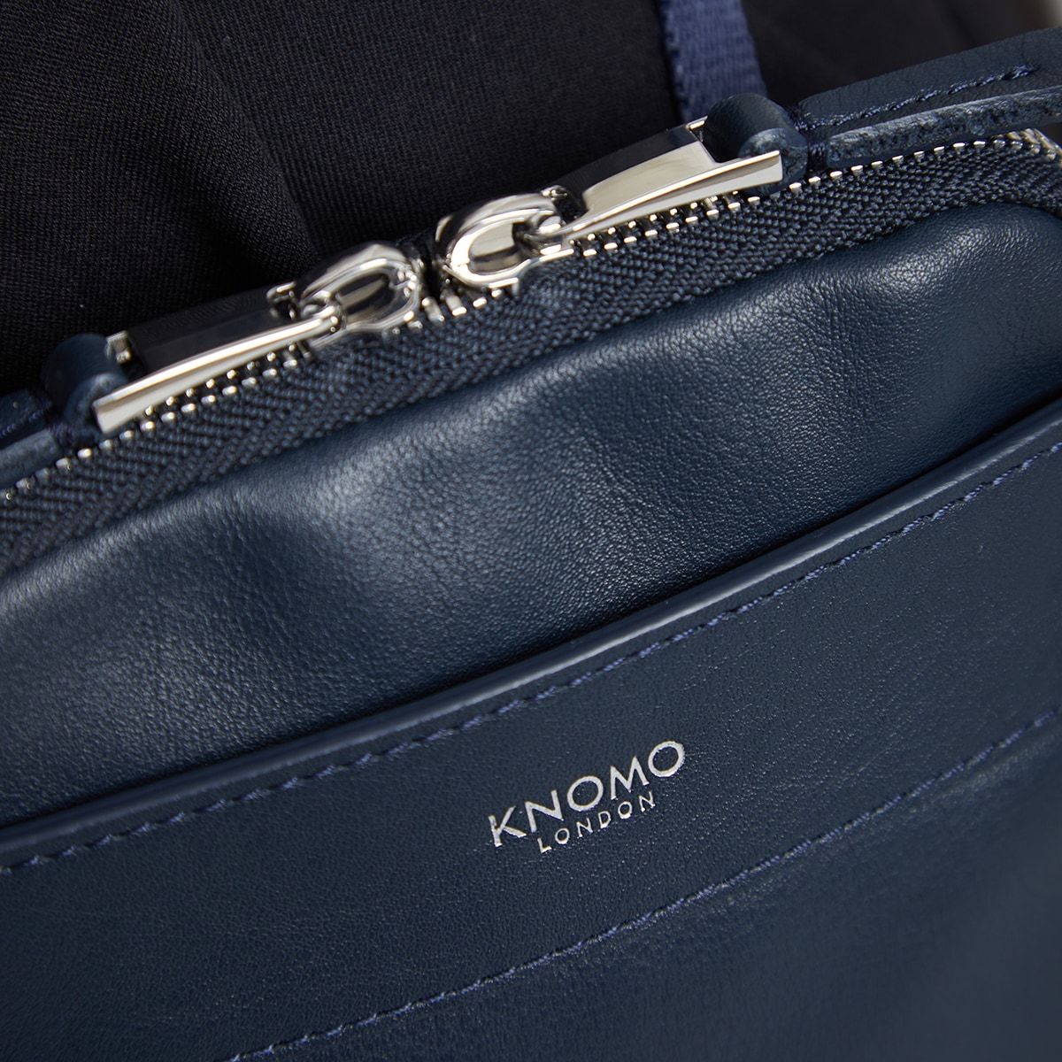 Rex Leather Cross-Body - Body | KNOMO