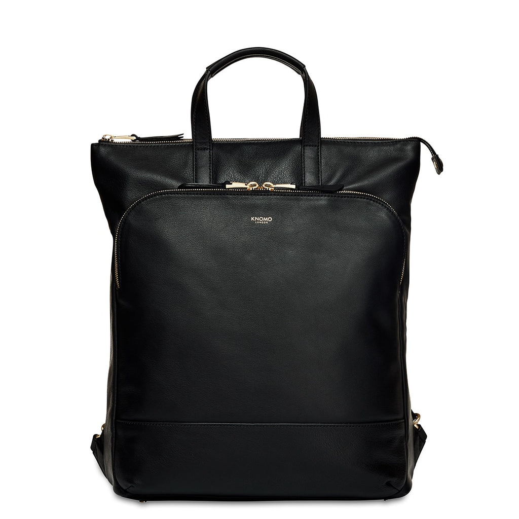 "Harewood Leather Laptop Tote Backpack - 15"" -  15"""