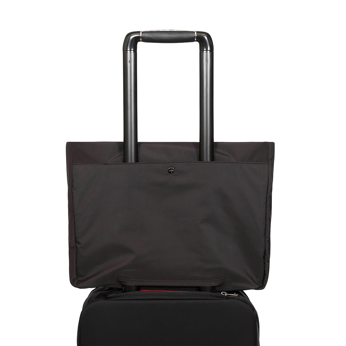 "Amsterdam Ultra Lightweight Tote 14"" -  Black 