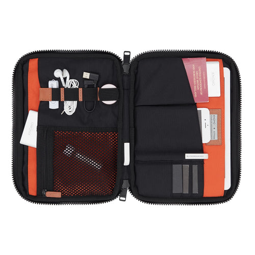 "KNOMO Fulham Knomad X-Body Organizer - 10.5"" Tech Organizer For Everyday Main Image 