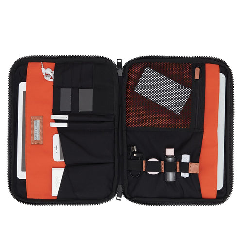 "KNOMO Fulham Knomad X-Body Organizer - 13"" Tech Organizer for Work Main Image 