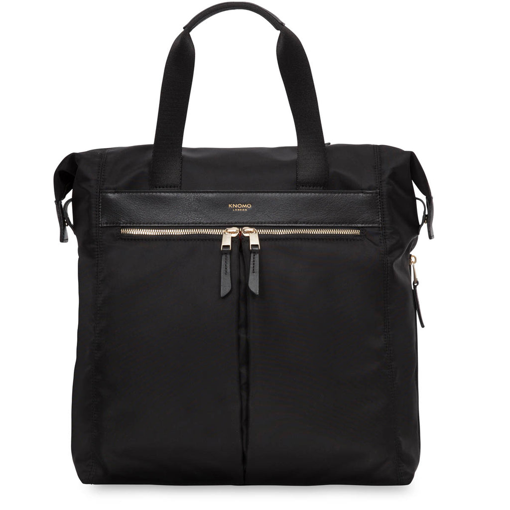 "Chiltern Laptop Tote Backpack - 15"" -  Black"