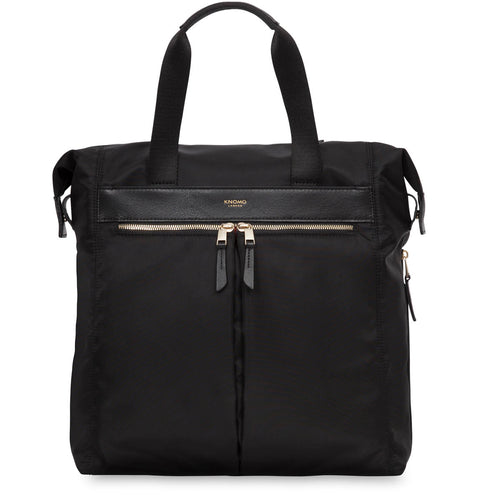 "KNOMO Chiltern Laptop Tote Backpack - 15.6"" From Front 