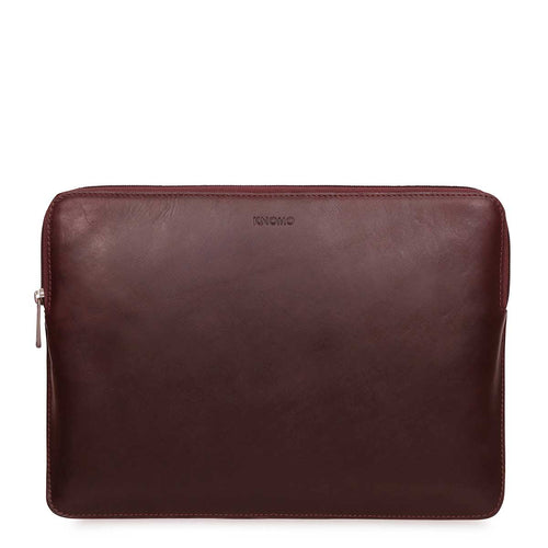 Leather Laptop Sleeve - 12