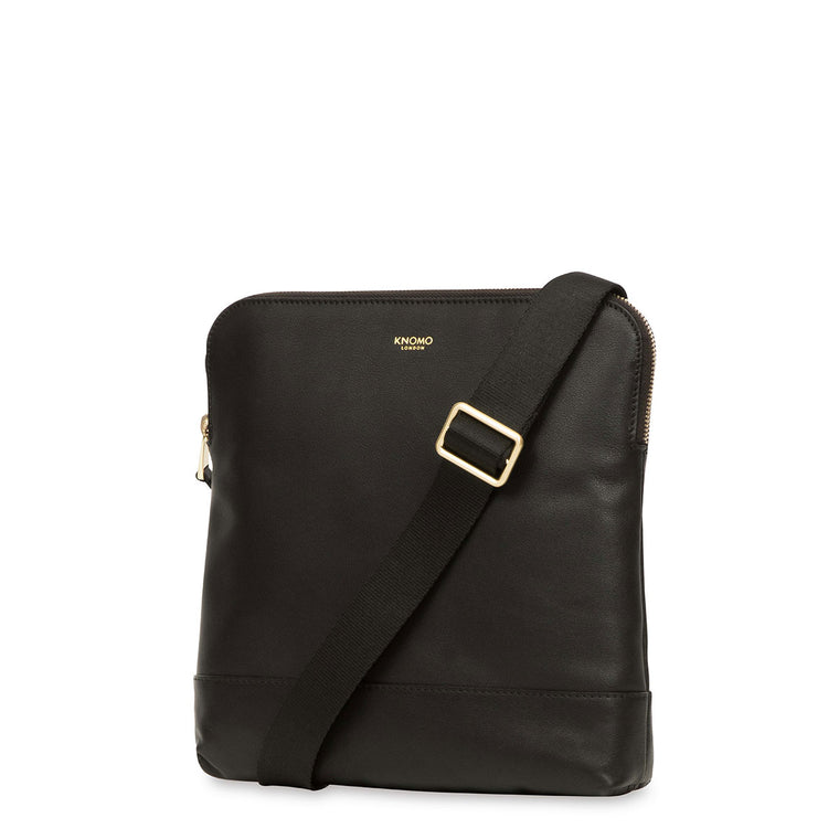 Mini Leather Cross-Body - 8
