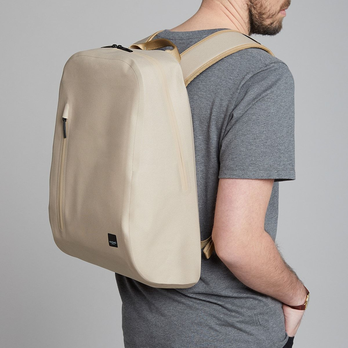 "Harpsden Water-Resistant Laptop Backpack - 14"" -  Desert 