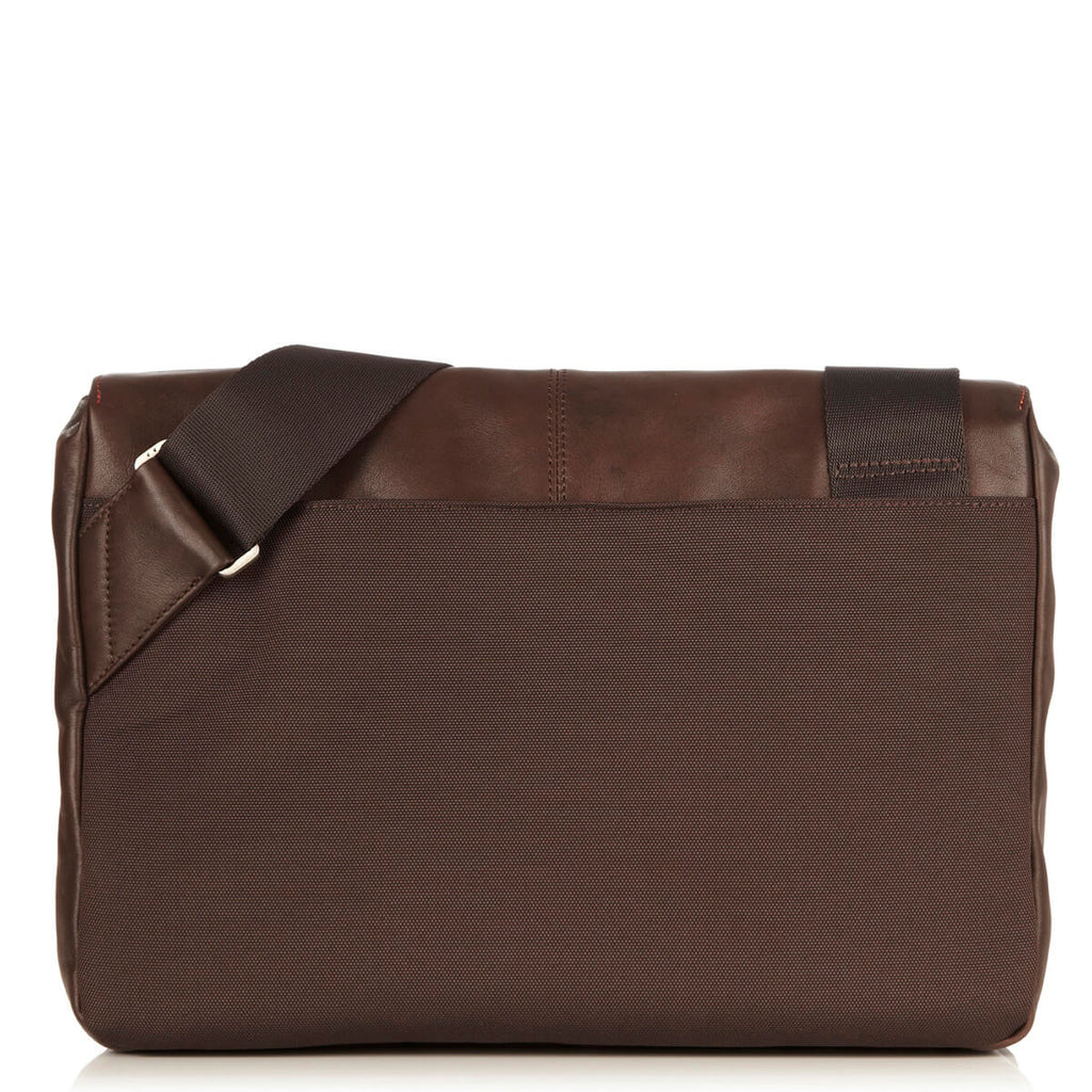 "Kinsale Leather Laptop Messenger Bag - 13"" -  Brown"