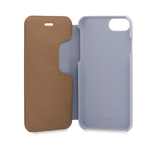 Fits iPhone 8 & 7 - IPHONE 8 & 7 LEATHER FOLIO | KNOMO